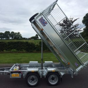 Electric Tipping Trailers