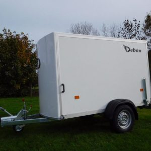 Debon Box Trailers