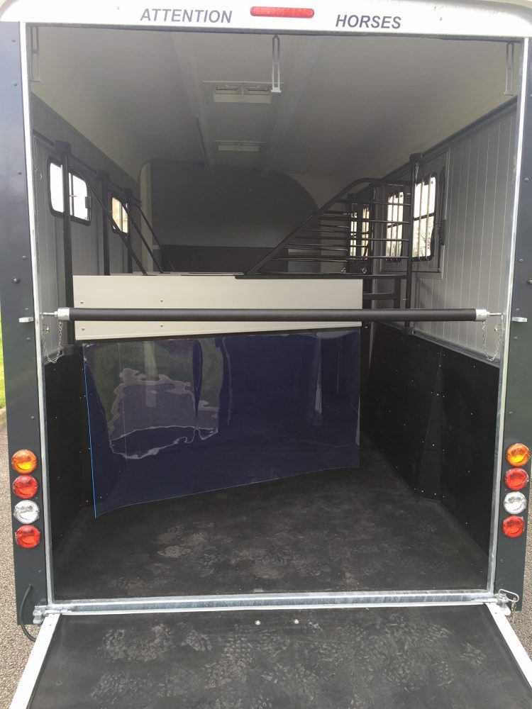 New Cheval Liberte Optimax Peter Hosey Trailers